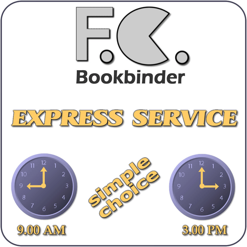 Dissertation Binding Service London Express Service
