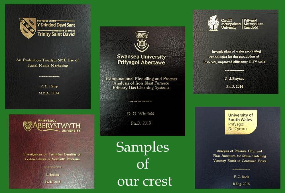 university of birmingham thesis printing