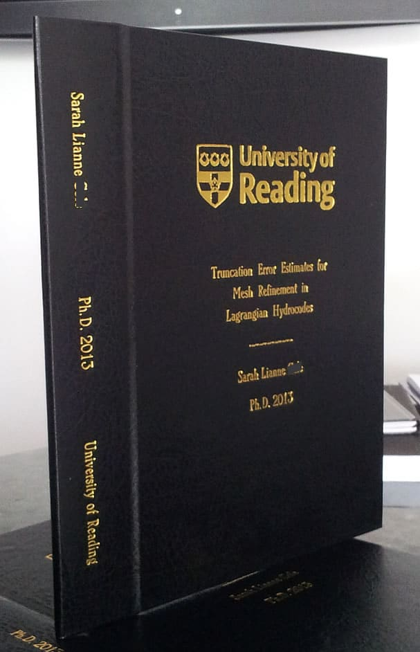 A Testimonial from University of Reading