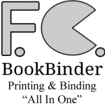 F.C. Bookbinder logo